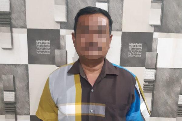 Edit Foto Yaqut dan Sebut 'Dajjal Telah Turun', Pensiunan Polisi Diciduk Polda Sulut