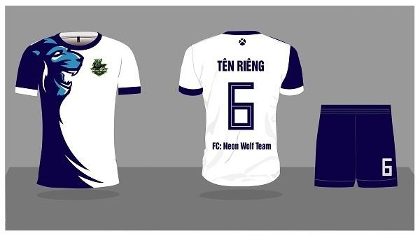 Mẫu đồng phục bóng đá 7