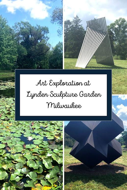 Serendipitous Art Wandering at Lynden Sculpture Garden in Milwaukee