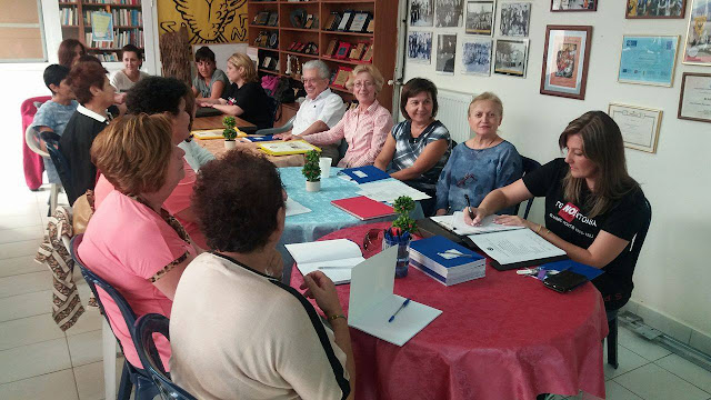 Ξεκίνησαν τα μαθήματα Ποντιακής Διαλέκτου στο Ωραιόκαστρο