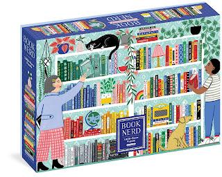 Book Nerd 1,000-Piece Puzzle