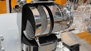 Catalyseur 4-voies, réchauffeur électrique et module SCR/filtre à particules Continental