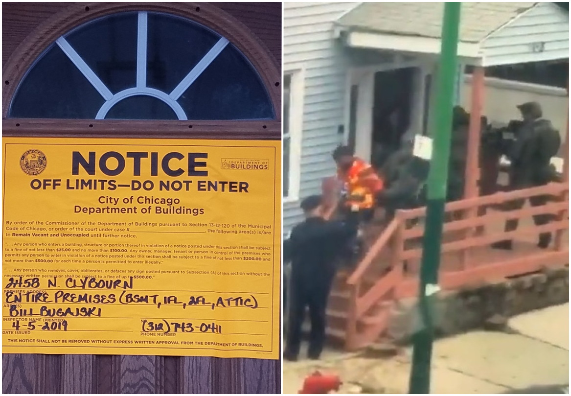 CWB Chicago: After 6-hour SWAT stand-off, Airbnb party house