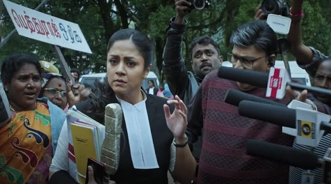 Ponmagal Vandhal movie review: Jyotika doesn't punch hard but sincerely delivers clarion call to believe women's stories