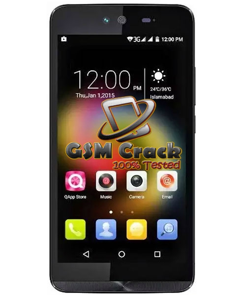 QMobile S2 MTK6580 Secter File Tested Flash File 100% Tested