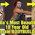 At 18, Europa Bhoumik is a badass bodybuilder!