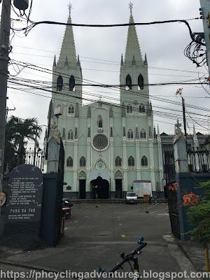 San Sebastian Church exterior