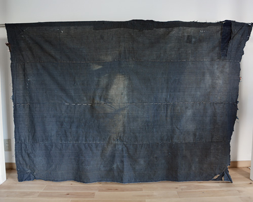 大正昭和初期襤褸BOROジャパンヴィンテージ刺し子藍染継ぎ接ぎ古布インディゴFUNS古着骨董福島