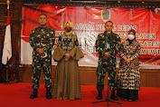Letkol Inf Joni Eko Prasetyo Minta Dukungan Dari Forkopimda Kabupaten Klaten