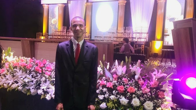 Maurício Silveira Pinheiro: o mais novo Dentista de Governador Mangabeira