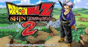 Dragon Ball Z Shin Budokai 2 ISO for PPSSPP Download