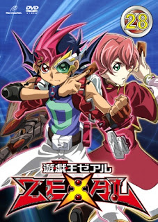 YUGIOH VEXAL SECOND SUBTITLE INDONESIA