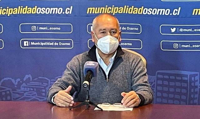 Alcalde Jaime Bertín