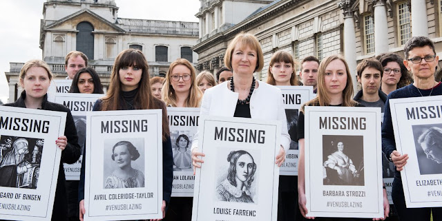 Venus Blazing - Harriet Harman and students from Trinity Laban Conservatoire of Music and Dance