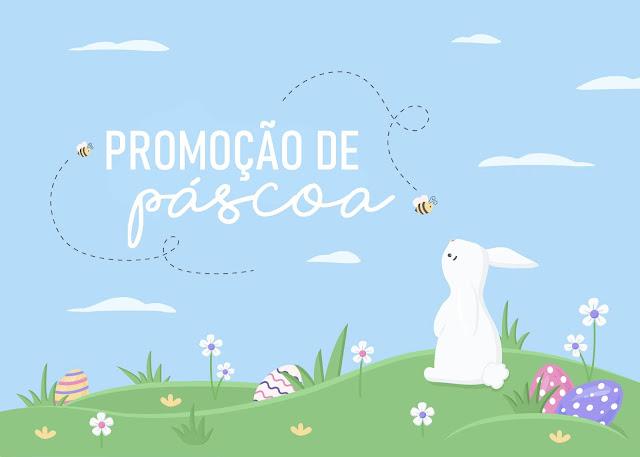 Promoção de Páscoa!