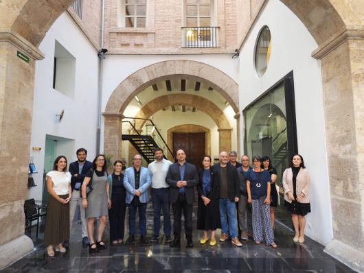 Pacto Valenciano por la Arquitectura Sostenible