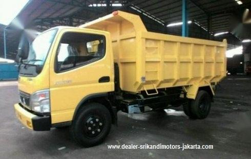 paket all new mitsubishi colt diesel dump truck 2020