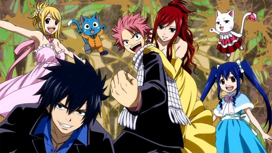 Fairy Tail OVA Subtitle Indonesia