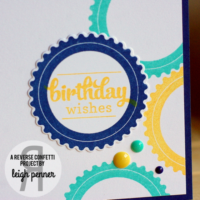 Countdown to Confetti: Circle Sentiments & God is Good Leigh Penner @reverseconfetti #reverseconfetti  #cards