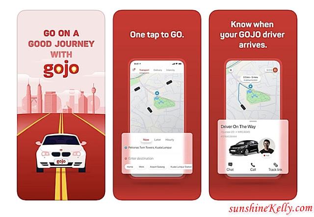 Affordable, Comfortable, & Safe Ride, GOJO, GOJO Malaysia, GOJO Asia, e-hailing, Royal Selangor Club, Dataran Merdeka, Lifestyle