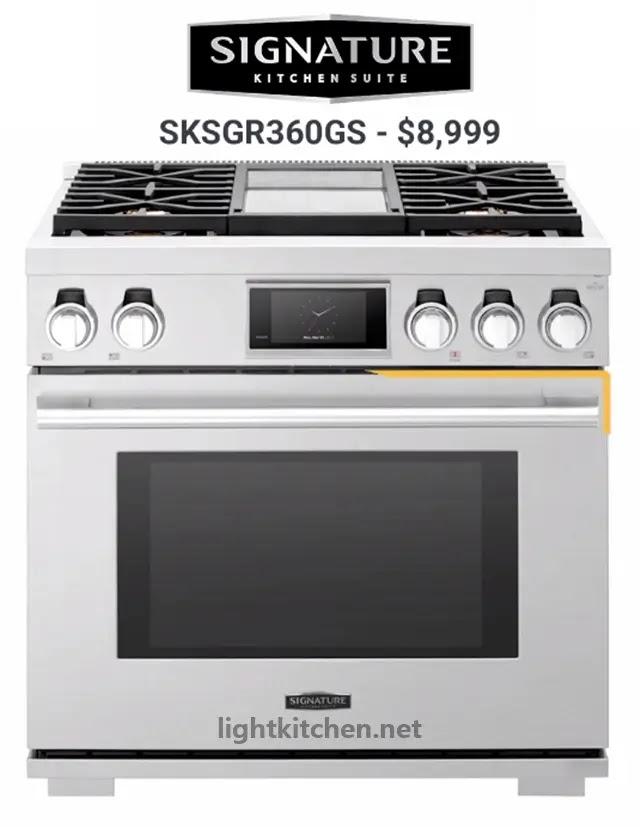 SKS(Signature Kitchen Suite) SKSGR360GS