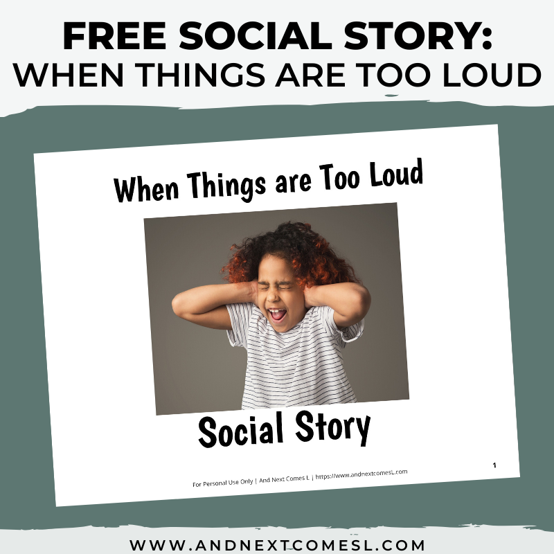 It's just a picture of Printable Social Stories for personal space