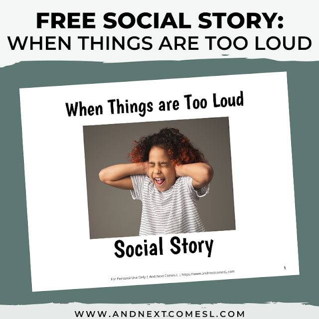 Social story for explaining sensory processing disorder