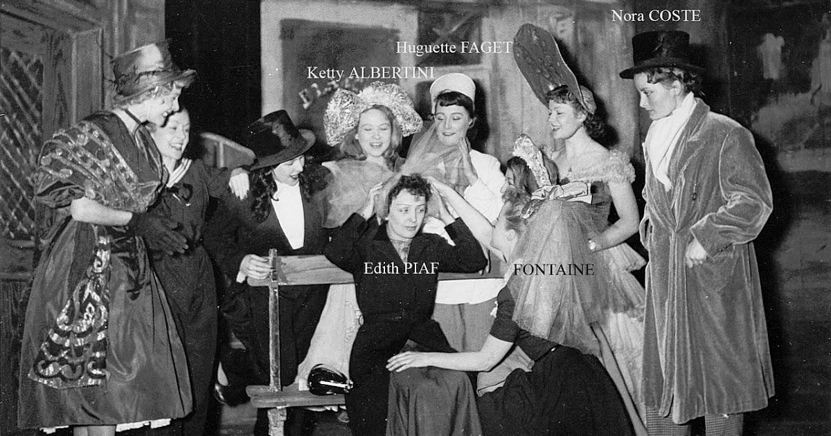 Topical Tens 19 December Edith Piaf