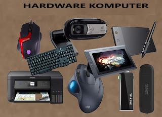 Macam-macam Hardware Komputer, Gambar dan Contoh Hardware