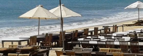 Jimbaran Beach Seafood Restaurant