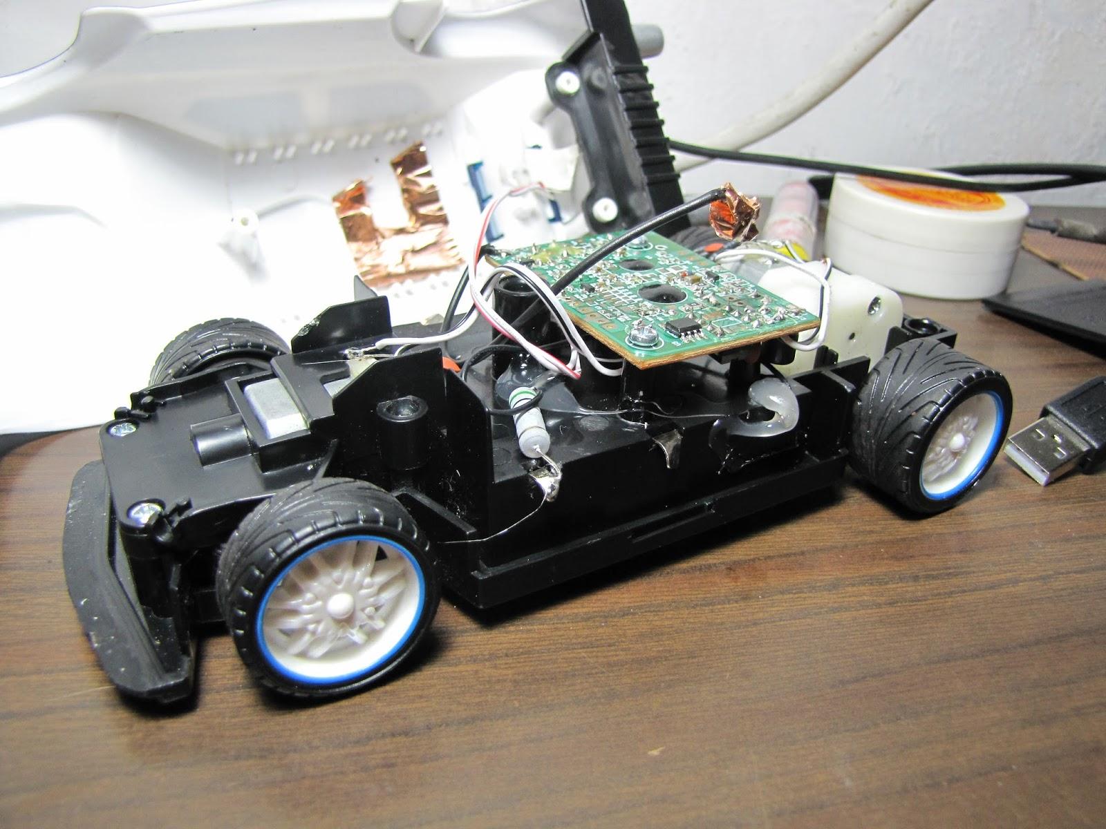 Control De Motores Dc Con Arduino Nano V3 Codigo Tips Y Programas