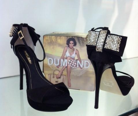 b6d6b5917 Como o nosso coquetel é produzido pela Dumond. Hoje nosso post é com  sapatos desta marca que pensa na mulher em cada detalhe. Sapatos de tirar o  folêgo!