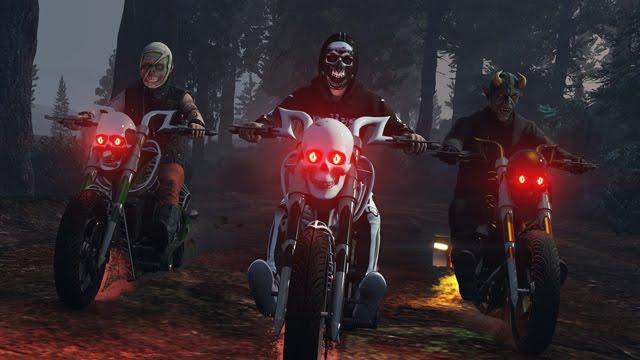 GTA V Halloween