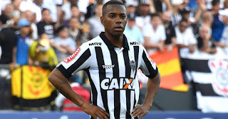 Former Real Madrid forward Robinho deal with Santos FC terminated in 6 days after joining the club because rape