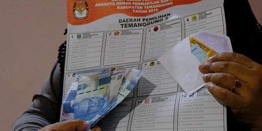 Dugaan Politik Uang, Polisi Bekuk Caleg Gerindra di Tanjung Balai