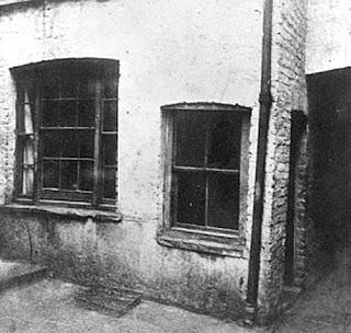 Mary Kelly's room, 1888