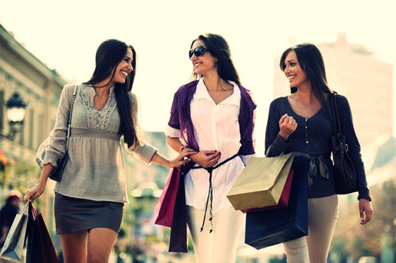 Kadın kadına alışveriş tehlikeli
