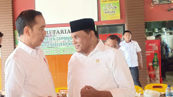 Jokowi Setuju Dana Otsus Dilanjutkan, Abdullah Puteh Sebut Dana Otsus Aceh Harus Untuk Penuntasan Kemiskinan