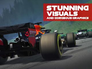 تنزيل لعبة f1 mobile racing 2020