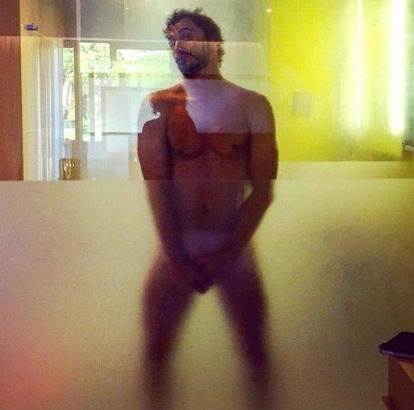 JIMBOX Paco de Leon desnudo