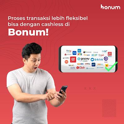 bonum pos aplikasi kasir by. telkom indonesia
