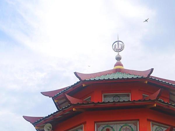 Masjid Cheng Ho Batam - Warisan Laksamana Muhammad Cheng Ho