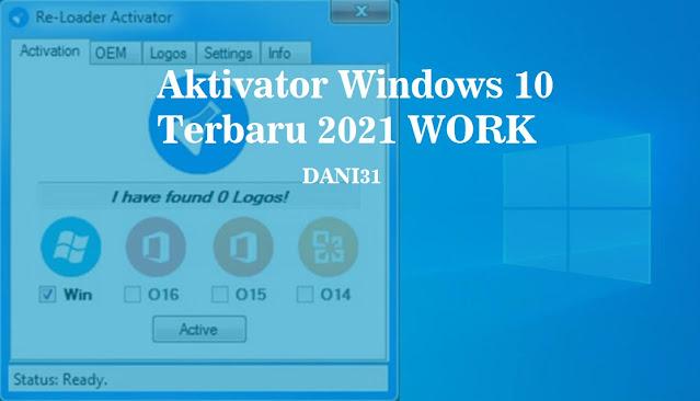 Aktivator Windows 10 Terbaru 2021