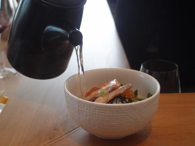 salmon ochazuke
