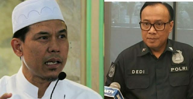 Tepis Pernyataan Munarman, Polri Sebut Masih Ada Kasus HR yang Berproses