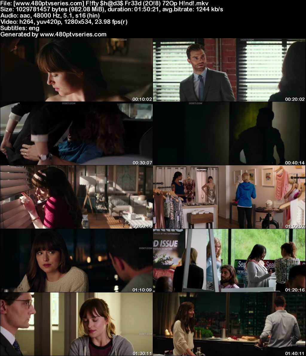 Download Fifty Shades Freed (2018) 1GB Full Hindi Dubbed Movie Download 720p Bluray Free Watch Online Full Movie Download Worldfree4u 9xmovies