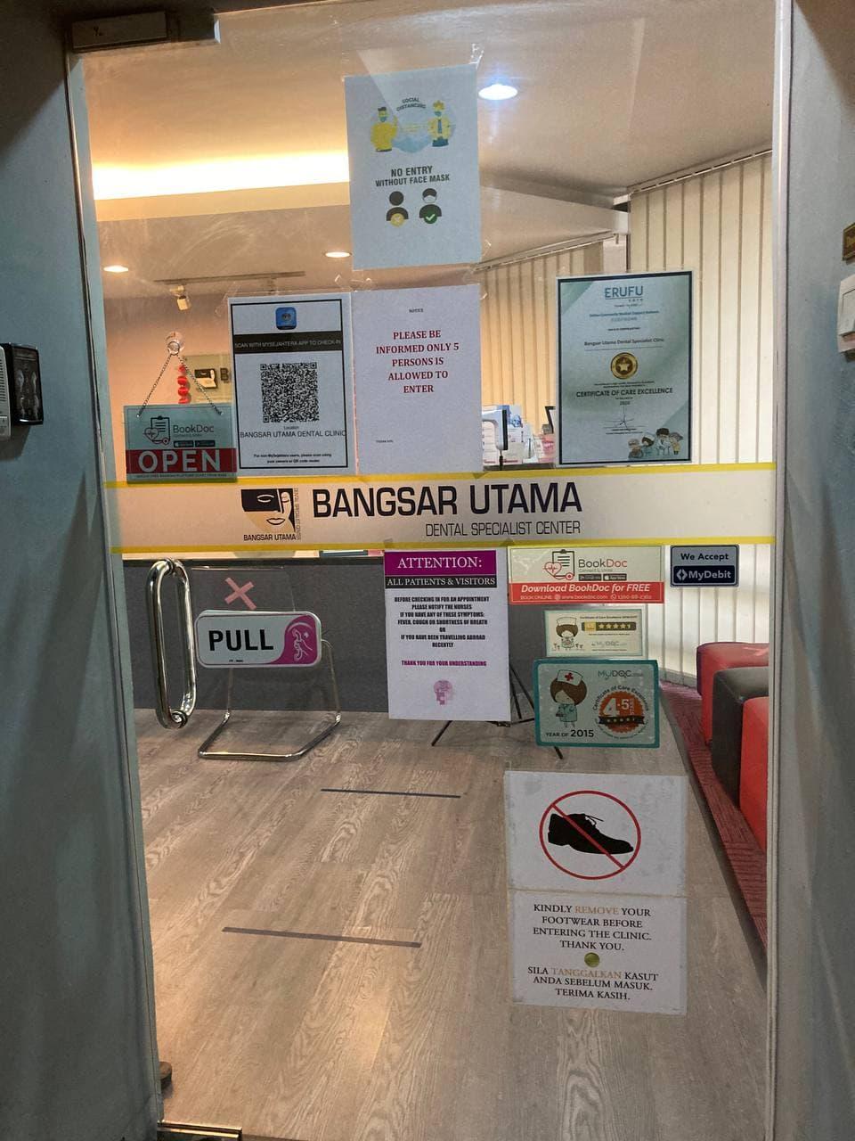 Cerita Gigi: Appointment Scalling Gigi di Klinik Pergigian Bangsar