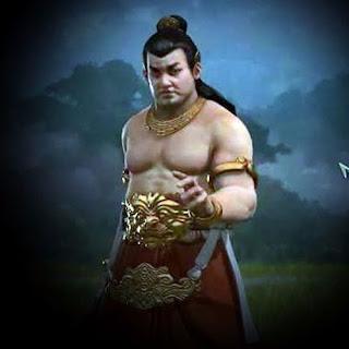 Ilustrasi Tokoh Gajah Mada