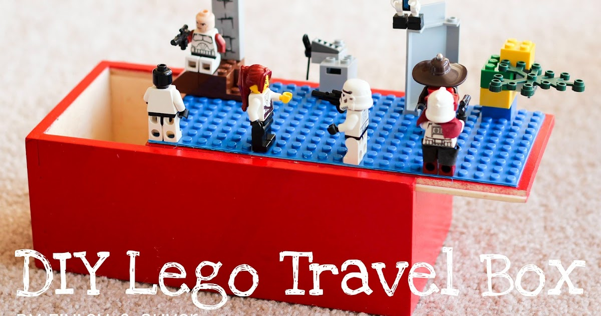 Diy Travel Liquor Case