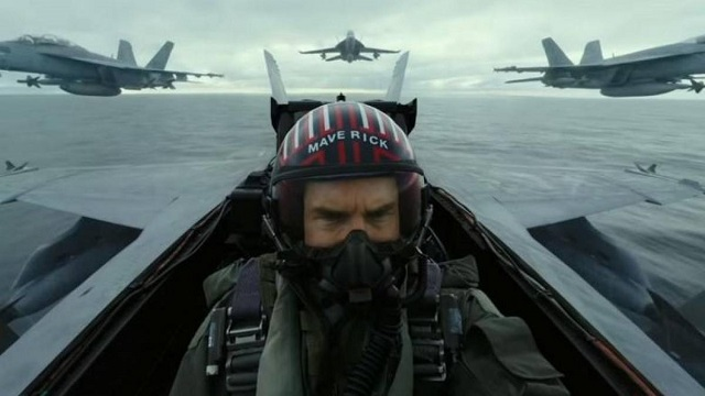 Top Gun: Maverick/Paramount Pictures/Reprodução